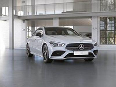 begagnad Mercedes CLA180 Shooting Brake AMG Line