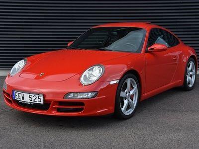 begagnad Porsche 911 Carrera S 3.8 355hk