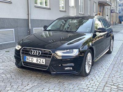 gebraucht Audi A4 Avant 2.0 TDI DPF Pro Line, 163hk