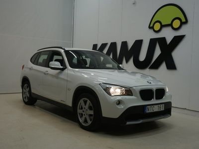begagnad BMW X1 sDrive 18d 143hk Comfort Drag