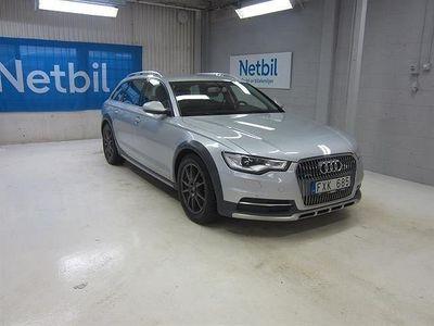 begagnad Audi A6 Allroad 3.0 TDI quattro 204hk