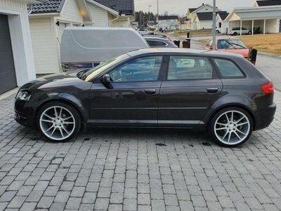 begagnad Audi A3 Sportback 2.0 tdi