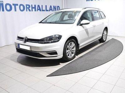 begagnad VW Golf VariantTSI Dragpaket 2018, Kombi 179 900 kr