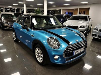 begagnad Mini Cooper D 5-door Chili Euro 6 116hk