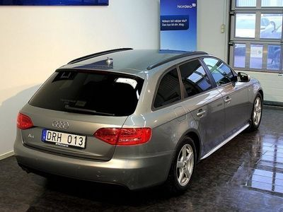 begagnad Audi A4 2,0 TDI (170hk), S-Line, Sv-Såld