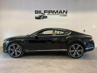 begagnad Bentley Continental GT 3WV8