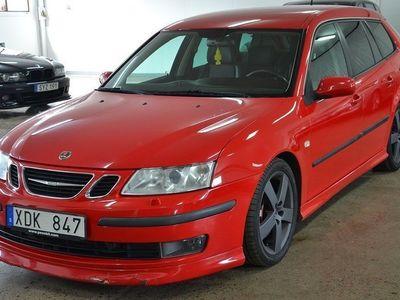 begagnad Saab 9-3 Aero SportCombi 2.8 Turbo V6 Aero 250hk
