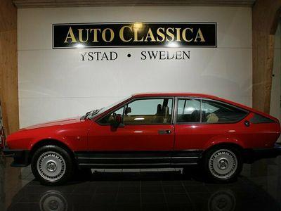 begagnad Alfa Romeo GTV 2.0