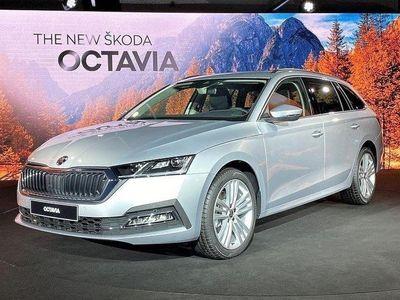 begagnad Skoda Octavia Style 1,5 TSI 150 (Ny Modell)