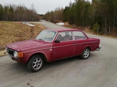 begagnad Volvo 142 -74