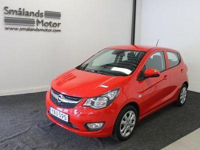 brugt Opel Karl 1,0 Enjoy 5d Pluspaket (75hk) -16