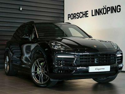 begagnad Porsche Cayenne E-hybrid Leasbar