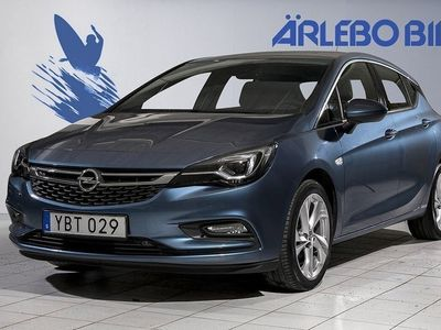 brugt Opel Astra Dynamic 5dr 1.0 Turbo