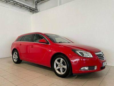 begagnad Opel Insignia Sports Tourer 2.0 CDTI 4x4