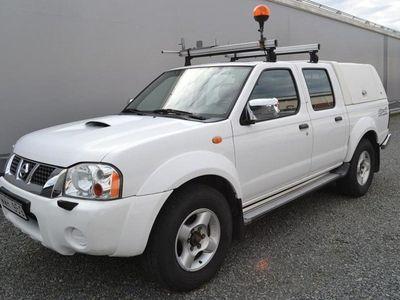 begagnad Nissan King Cab 2.5 TDI 4WD (133hk) REP Objek