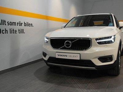begagnad Volvo XC40 D3 AWD Momentum Advanced Edition \
