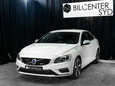 begagnad Volvo S60 T5 Geartronic Momentum, R-Design Euro 6 245hk