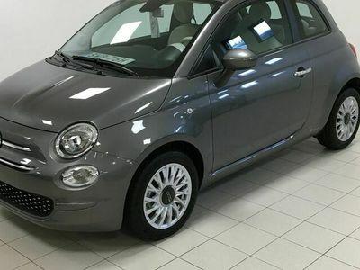 begagnad Fiat Coupé FIAT 500 LOUNGE 1.0 70HK HYBRID