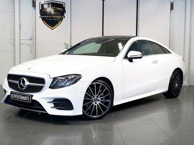begagnad Mercedes 300 E-KlassCoupé AMG Sport EU6 Sv-såld 245hk