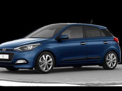 begagnad Hyundai i20 1.2 M5 GO EditionPlus