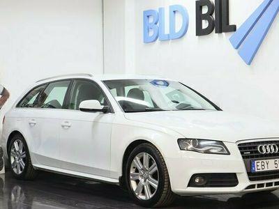 begagnad Audi A4 2.0TFS QUATTRO ISOFIX NYBES 180HK