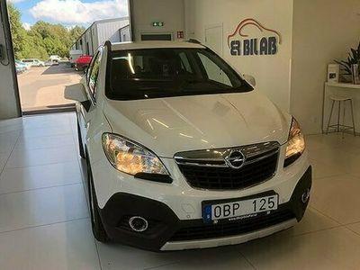 begagnad Opel Mokka 1.6 ecoFLEX 115hk