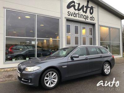 begagnad BMW 520 d 190hk xDrive (Winter pkt)