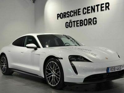begagnad Porsche Taycan Taycan