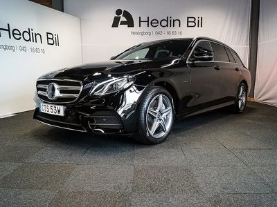 begagnad Mercedes E300 Kombi / AMG line / Dragkrok / Demo