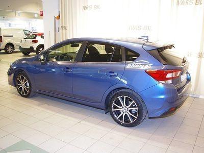 gebraucht Subaru Impreza 1,6i Active Automat -18