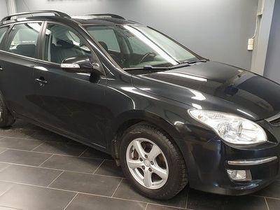 begagnad Hyundai i30 cw 1.6 CRDi 116hk 0.49l/mil