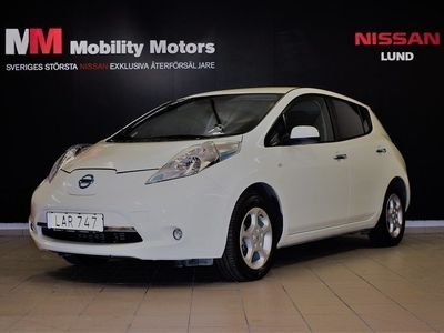 begagnad Nissan Leaf 30 kWh Acenta | Cared4