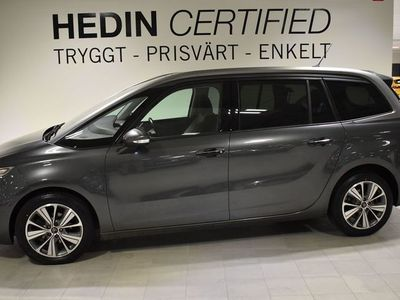 begagnad Citroën Grand C4 Picasso 1,6 BlueHDI Aut6