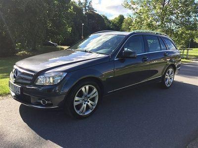 begagnad Mercedes C200 CDI / Avantgarde / Svensksåld / Automat