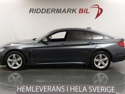begagnad BMW 420 Gran Coupé d xDrive F36 (184hk) M Sport