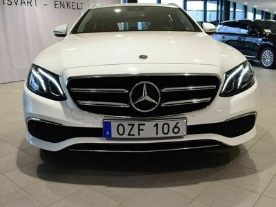 begagnad Mercedes E200 E