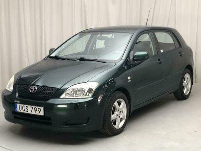 begagnad Toyota Corolla Halvkombi 1.4 5dr (97hk)