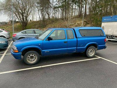 begagnad Chevrolet S10 PICK UP CS