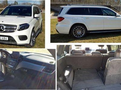 begagnad Mercedes GLS350 -18