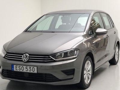 begagnad VW Golf Sportsvan VII 1.6 TDI BlueMotion Technology (110hk)