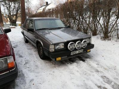 used Volvo 740 GLT 16v -88