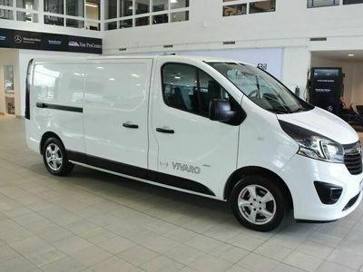 begagnad Opel Vivaro XL Låg skatt