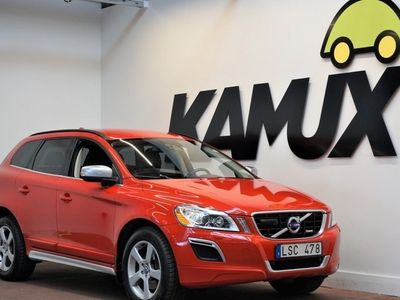 begagnad Volvo XC60 D3 AWD R-design BLIS Driver Alert