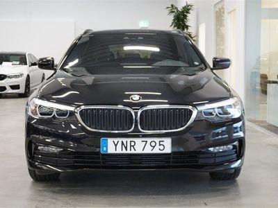 begagnad BMW 520 d Touring Sport Line / Navi / Värmare -18