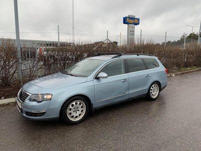 begagnad VW Passat kombi 2.0fsi 150Hk dragkrok