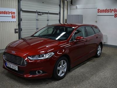 begagnad Ford Mondeo 2.0 TDCi 180Hk AWD Business Kombi Aut