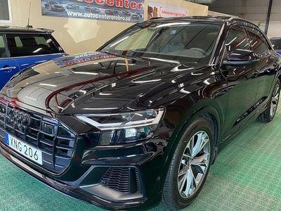 begagnad Audi Q8 50 TDI quattro TipTronic S-Line 2018, SUV 749 900 kr