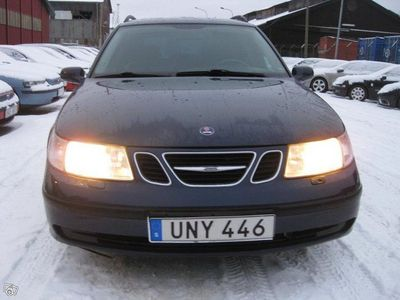 gebraucht Saab 9-5 SportCombi 2.3 T Vector / Drag -04