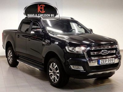 begagnad Ford Ranger Double 3,2 Tdci 200HK AWD Automat