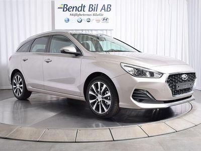 begagnad Hyundai i30 Kombi 1.4T DCT 140hk Limited edit